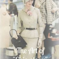 "The Art of ""Chic-ology"" - 1950's Style"
