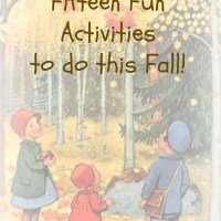 15 Fun Activities to do this Fall