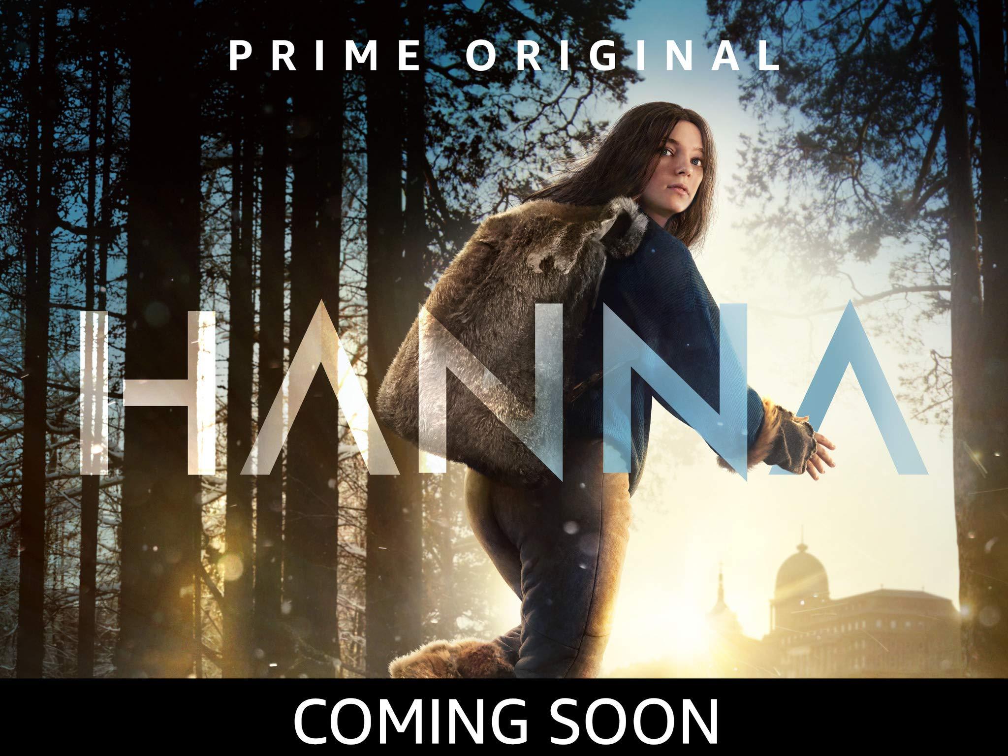 Hanna, la série sur amazon vidéo.