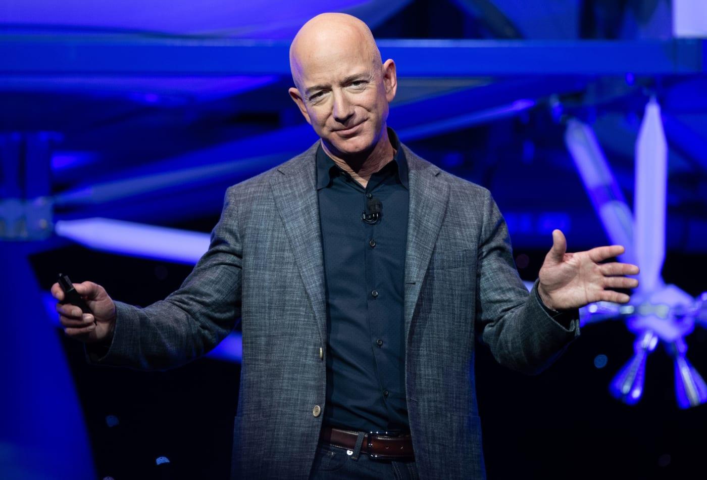 Jeff Bezos est » obsédé » par ce style de prise de décision – » c'est sa clé du succès «.