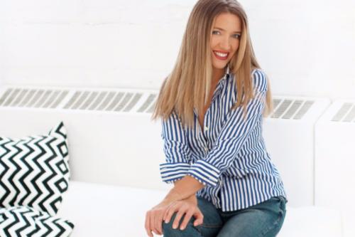 Mariella Katz, spécialiste des médias sociaux (Frenzr)