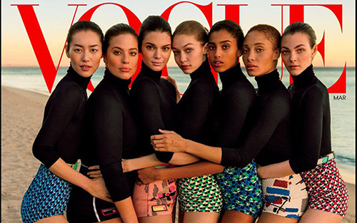 Vogue Cover March 2017