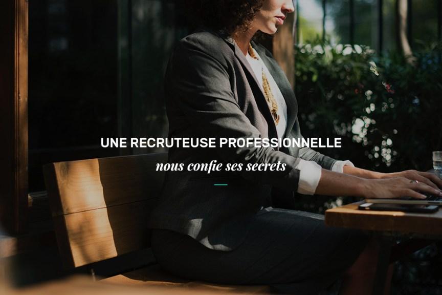 Entrevue avec Cynthia Joyal, recruteuse professionnelle