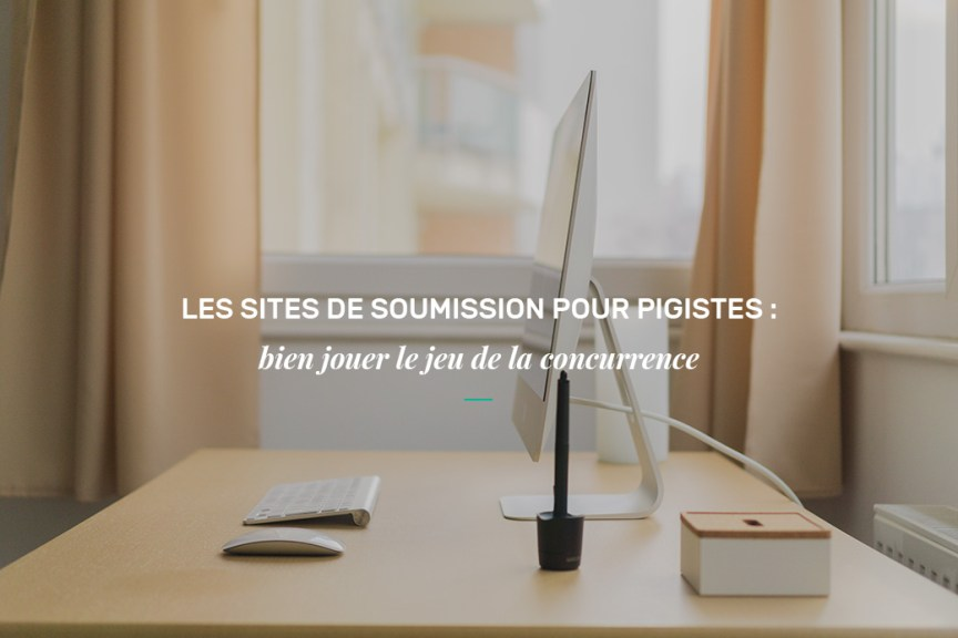 Sites de soumission pour pigistes
