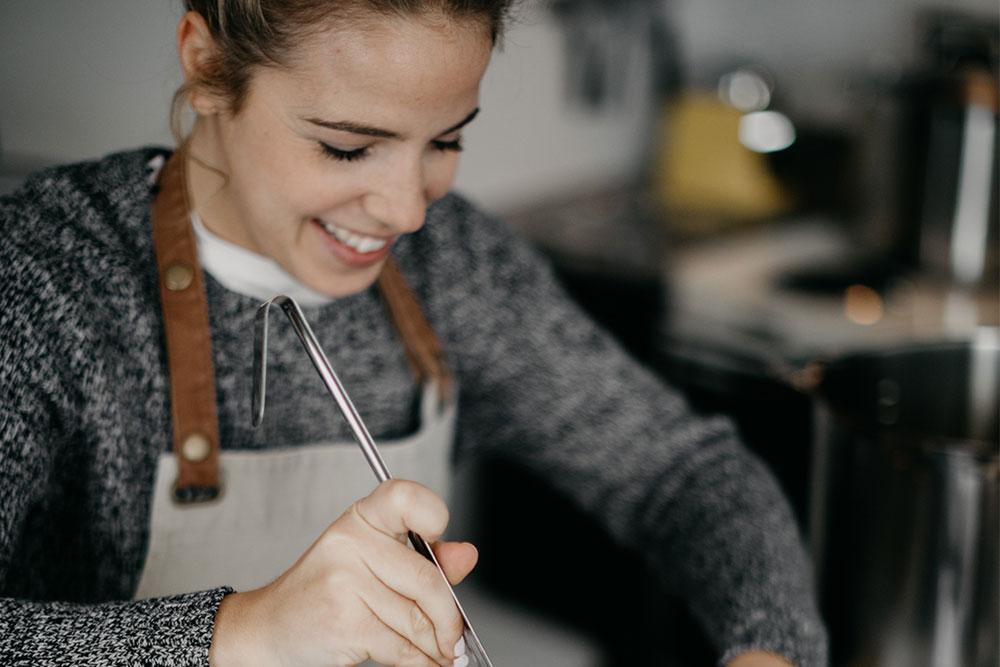 Annie-Claude St-Jean de Dimanche Matin_les Fêtes selon 8 entrepreneures québécoises