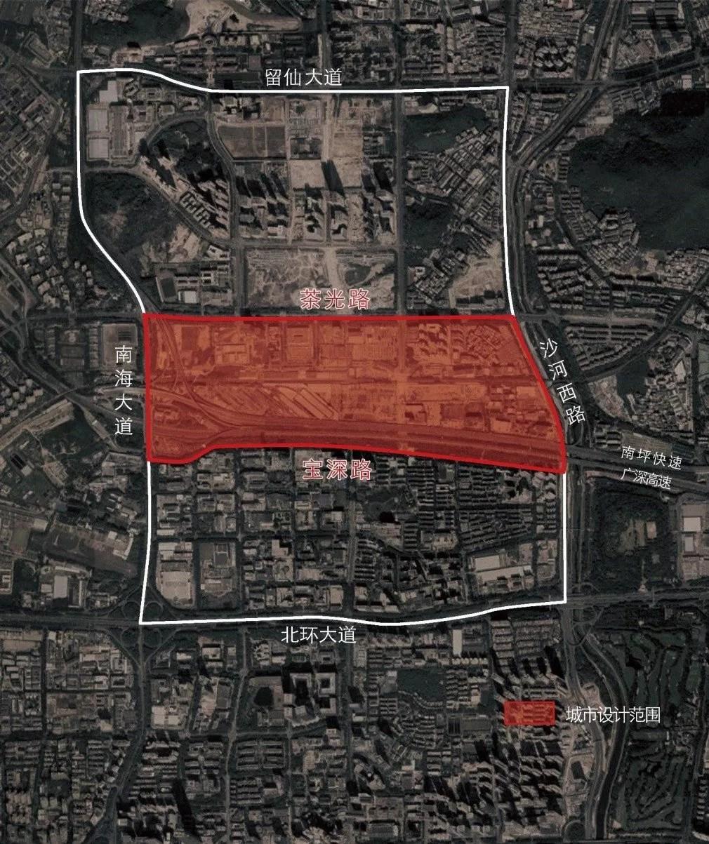International Consultation on the Urban Design of Shenzhen