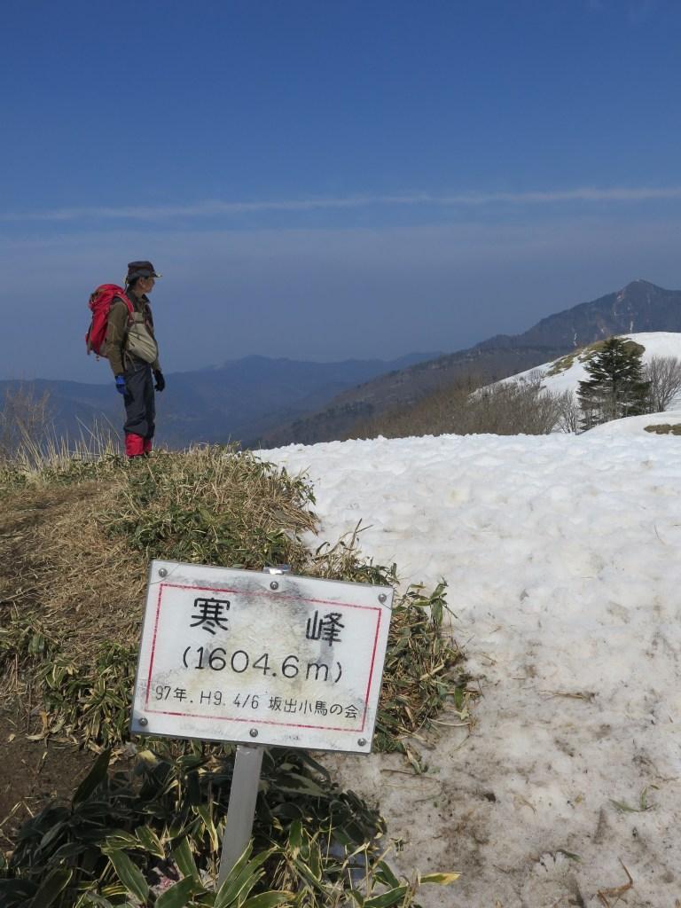 上質な時間。福寿草が咲き始めた徳島県の寒峰(かんぽう)へ