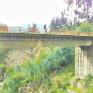 Bungee jump accident, danger, Peru, Adventure, Extreme Sports