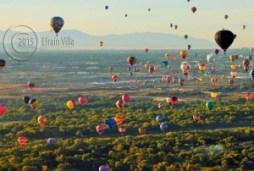 Travel Photography: The Albuquerque International Balloon Fiesta