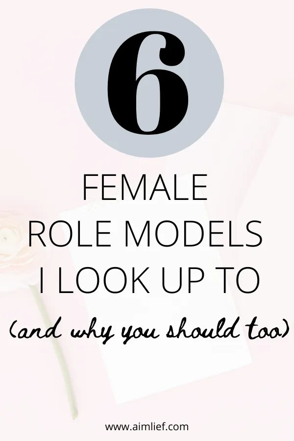 female role models