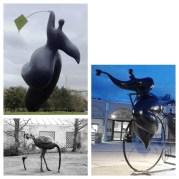Sculptures... different!