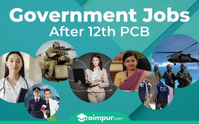 Government Jobs After 12th PCB  | Biology Career Option