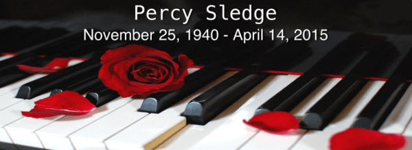 In Memory of Percy Sledge