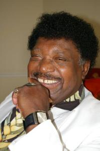 Percy Sledge in White Suit