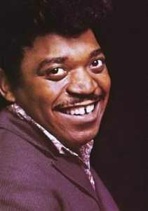Percy Sledge in Purple Suit
