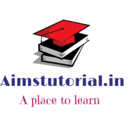 Aims Tutorial (10+2)