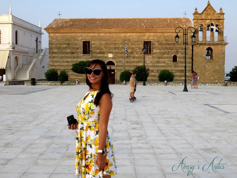 Agios Dionysios Church, Zakynthos Town