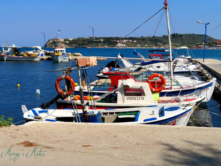 Tsilivi Harbour