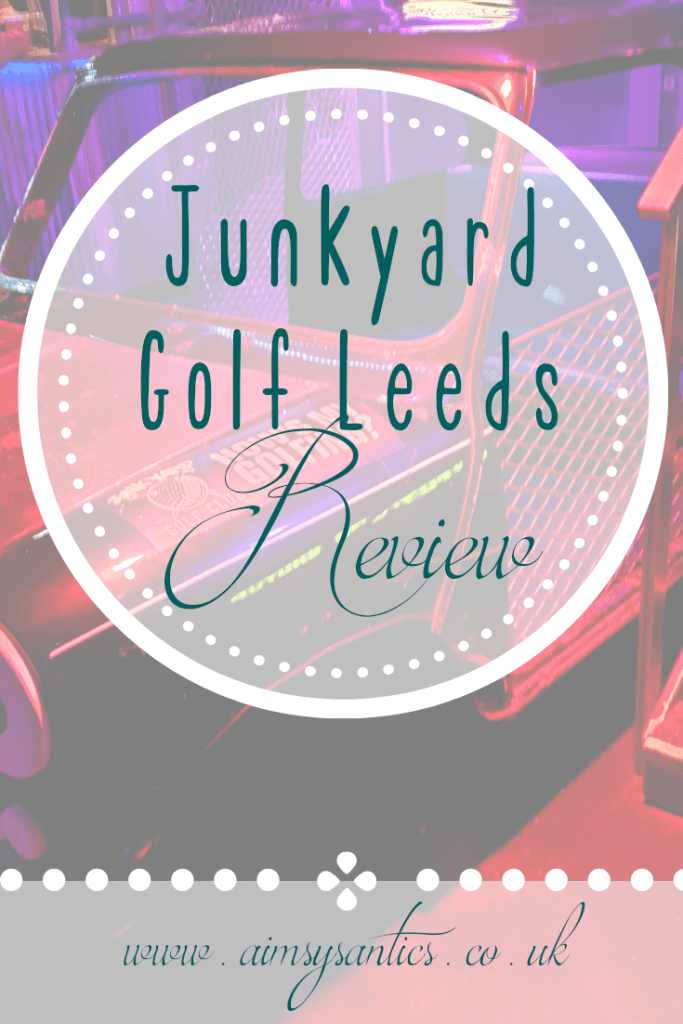 Junkyard Golf in Leeds Review. - www.aimsysantics.co.uk