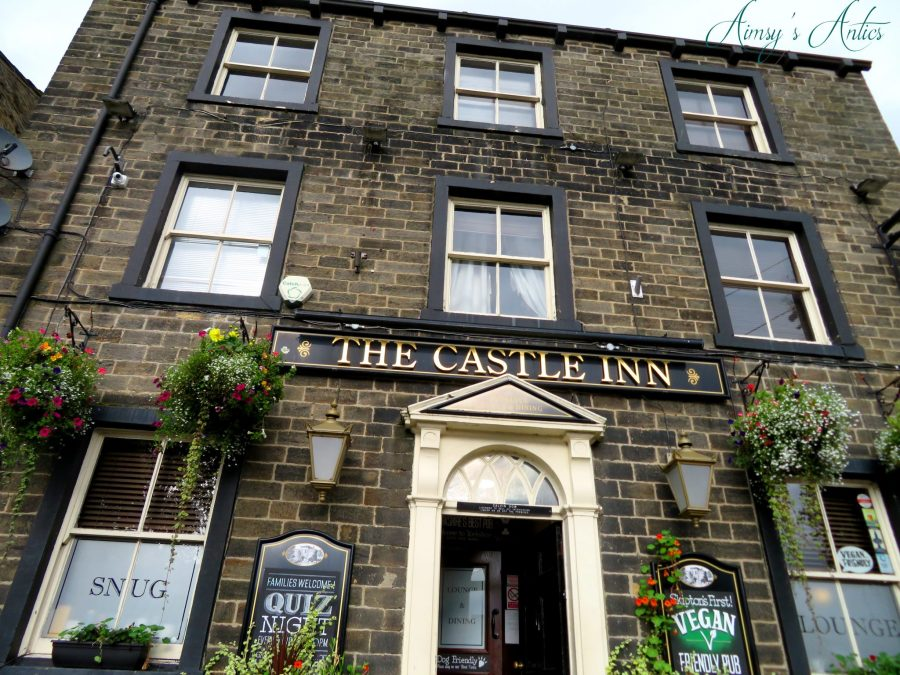 The outside of The Castle Inn in Skipton