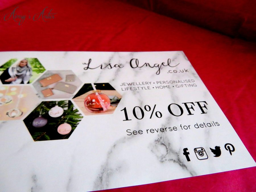 10% discount code offer