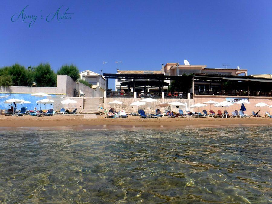 Agios Georgios (St George South) beach, Corfu