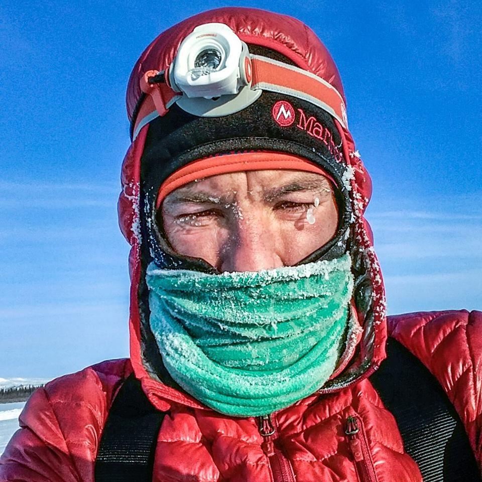 Rosu si Tănase cred în capacitatea lui Tibi Useriu de a câstiga, din nou, ultramaratonul arctic 6633