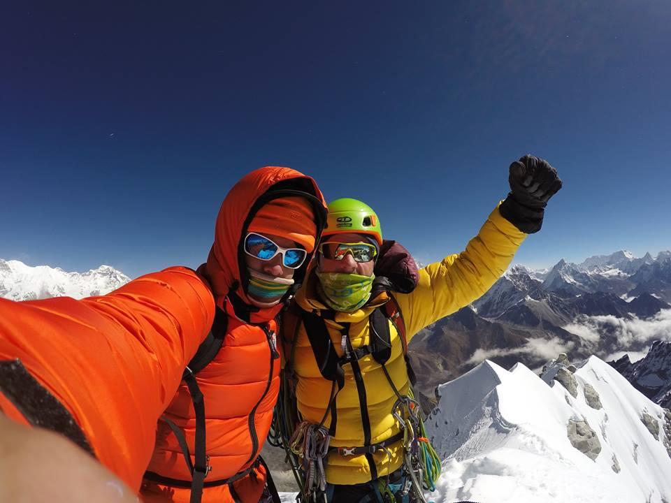 Vlad Căpușan și Zsolt Torok, premieră mondială în Himalaya!