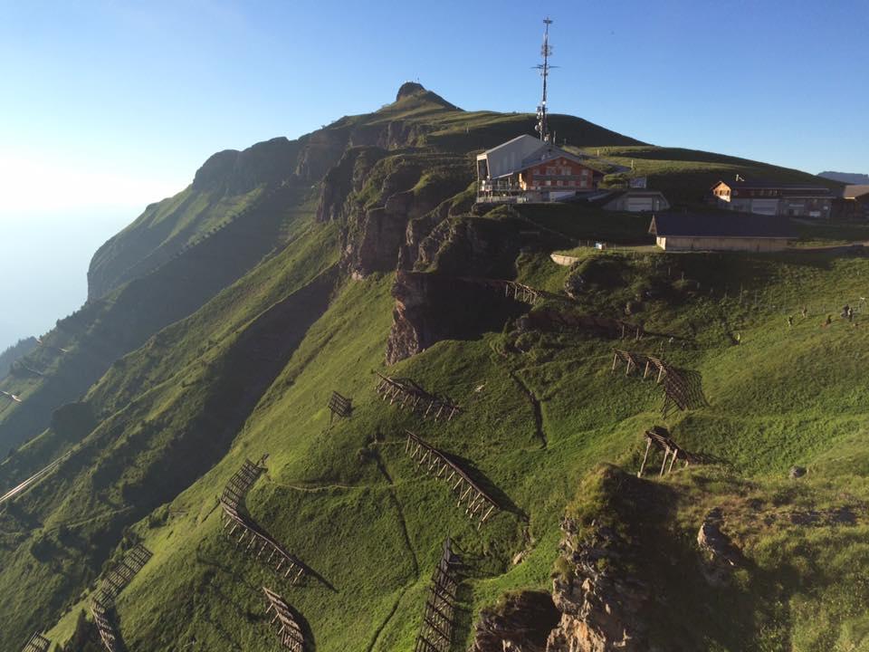 Trail Running: S-a dat startul la Eiger Ultra Trail. 2 romani se lupta pentru TOP 20
