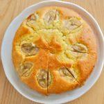 SHIORIのバナナケーキレシピ