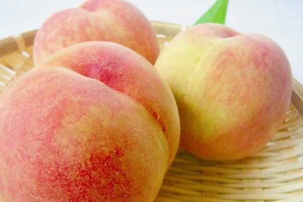 桃のデザートレシピ&美味しい桃の見分け方