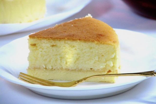 栗原はるみのチーズケーキのレシピ