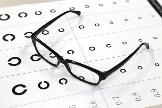 老眼予防改善・眼トレ