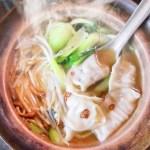 平野レミのごっくん水餃子のレシピ