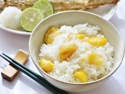 平野レミの食べればおこわのレシピ
