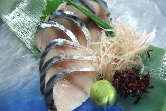 砂糖で極上シメ鯖のレシピ