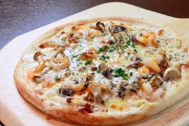 スザンヌの大根ピザのレシピ