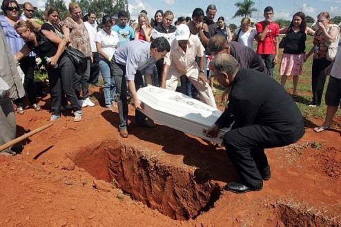 Morte e Enterro
