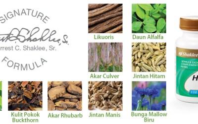Herblax Shaklee Bantu Mengatasi Masalah Sembelit