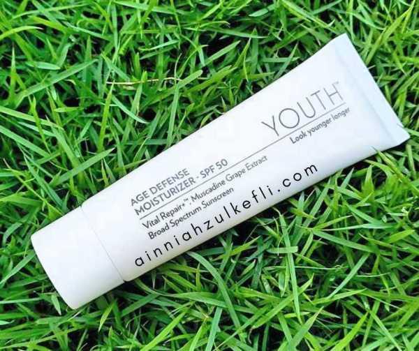 youth moisturizer shaklee