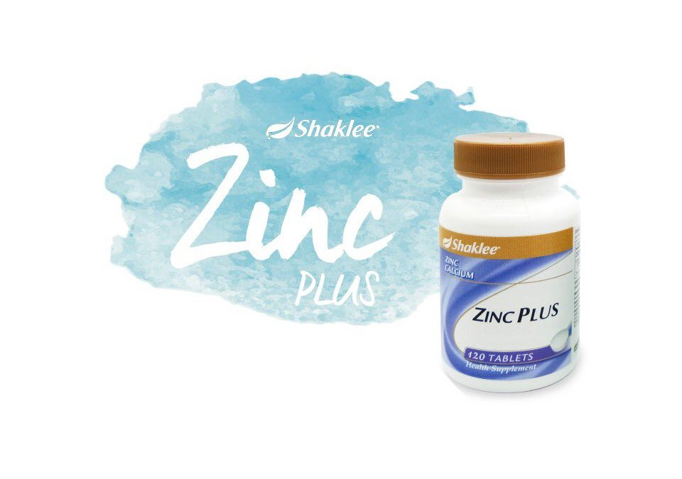 Zinc Complex Shaklee Is Back!