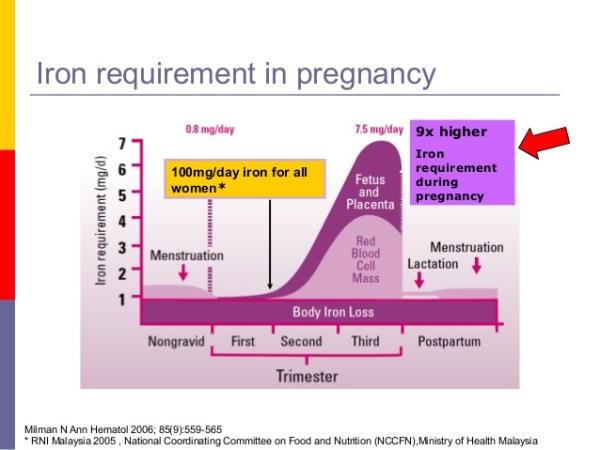 anemia ketika hamil