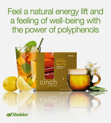 Cinch Tea Shaklee : Keistimewaan & Testimoni