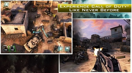 Игра, Call of Duty, Strike Team, доступна, Google Play