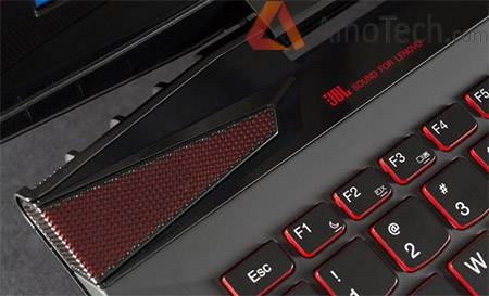 звук, динамики, Lenovo IdeaPad Y510