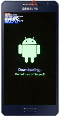 download mode Samsung SM-A500 Galaxy A5