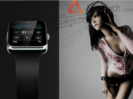 Aiwatch GT08+ audio