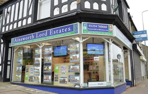 Ainsworth Lord Estates and Letting Agents in Darwen, Blackburn and East Lancashire, Paul Ainsworth Lord, Ainsworth Lord Estates