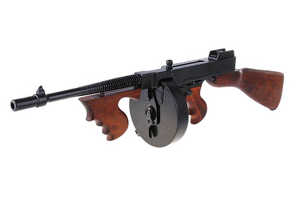Thomson's weapon  Thompson machine gun: photo, performance