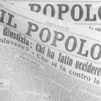 La Consorteria Petrolifera - Viaggio nel polmone nero del Potere italiano. Capitolo I: la Tangente Nera, o del finto nazionalismo di Mussolini